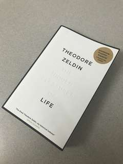 The Hidden Pleasures of Life by Theodore Zeldin