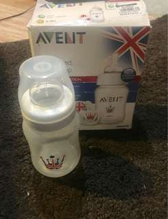 Avent bottle 0 to 3 mnths