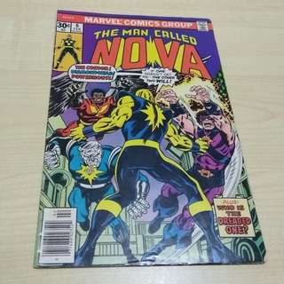 Nova Vol. 1 #6 - 1st appearance The Sphinx, Megaman