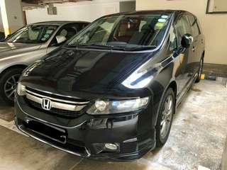 Honda Odyssey RB2 2.4 Auto i vtec 2008