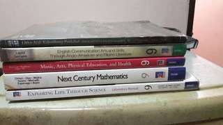 GRADE 9 BUNDLE BOOKS!