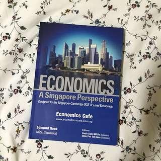 A Levels Economics ; A Singapore Perspective (H2)