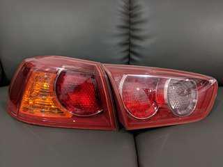 Original Lancer GT Tail Light (Red)