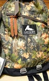 Gregory Daypack *old logo