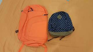 [New& Free postage]Diaper backpack bag & toodler bag(2in1)
