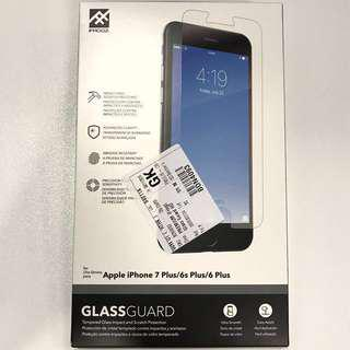 iFroz 強化玻璃貼 iPhone 8/7/6+ Glass Screen Protector