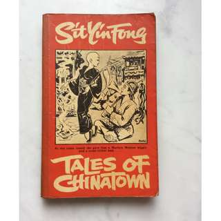 Tales of Chinatown by Sit Yin Fong