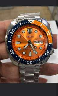Seiko nemo turtle limited edition