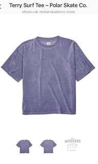 🚚 💜滑板牌Polar紫t💜