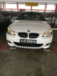 BMW E60 523XL 2.5 cc Bodykit Msport  Raya offer