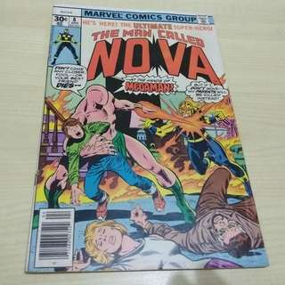 Nova Vol. 1 #8 - 1st appearance Xandarian Worldmind
