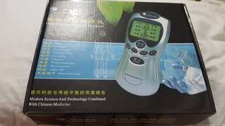 Digital physiotherapy machine