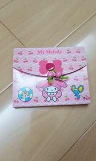 Melody memo紙(日本製)