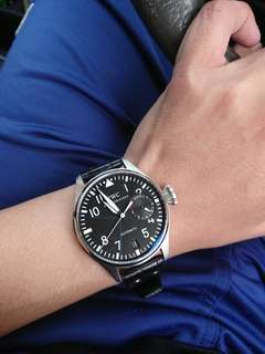IWC Big Pilot 7 days reference iw500401