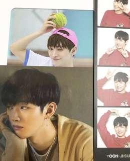 Wanna one 尹智聖full set 連photo essay