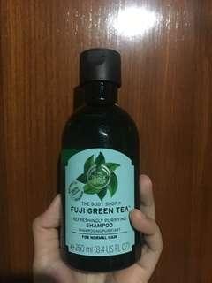 Green Tea Fuji Shampo