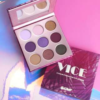 [PO#1] Face Candy Vice Palette