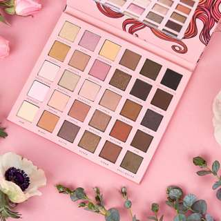 [PO#1] Bad Habit Midsummer Eyeshadow Palette