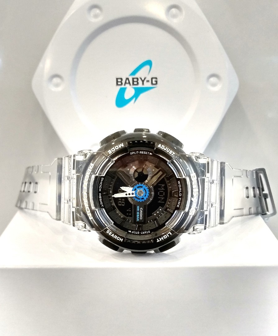 aee6a92758 * FREE DELIVERY * Brand New 100% Authentic Casio BabyG Jelly Baby G Casual  Watch Baby-G BA-110JM-1ADR