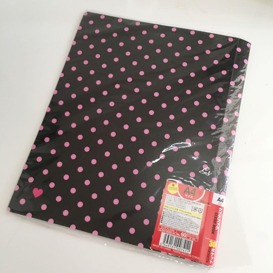 A4 Folder Plastik