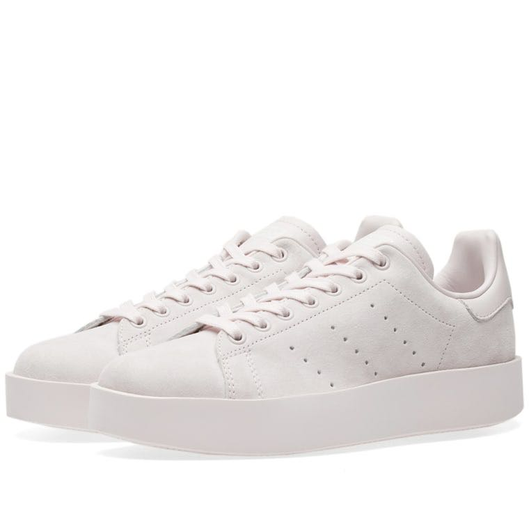 newest f6a3e 3ead9 Adidas Stan Smith Bold Women, Women s Fashion, Shoes, Sneakers on ...