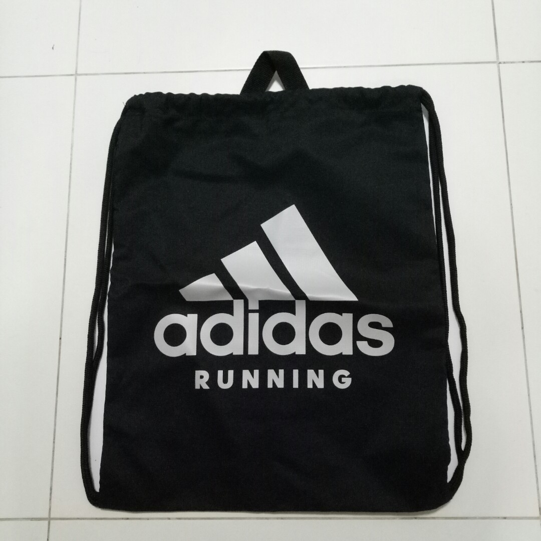 e57ea2abf42b Authentic Adidas Drawstring Bag