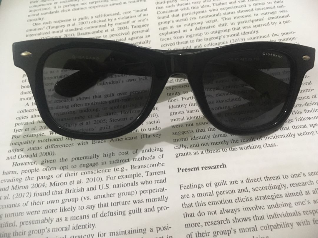 6059734faeb Authentic Giordano Polarized Sunglasses