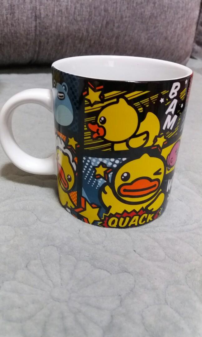 B Duck 杯