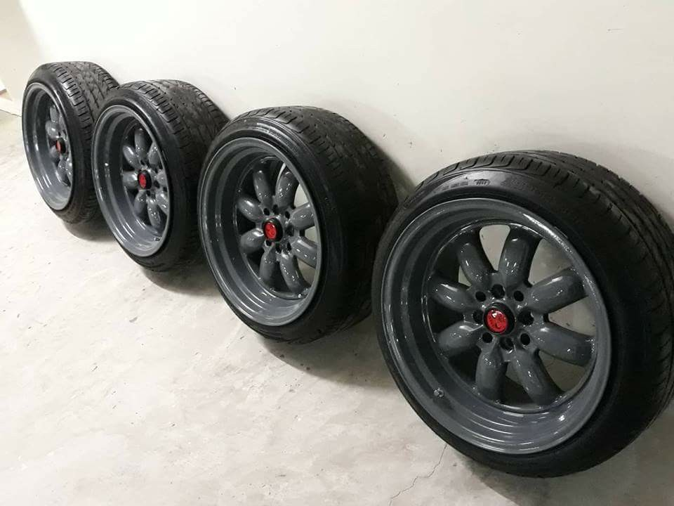 Rush Fastbreak Sale Now 22k Only 17x9 Watanabe Mags Auto