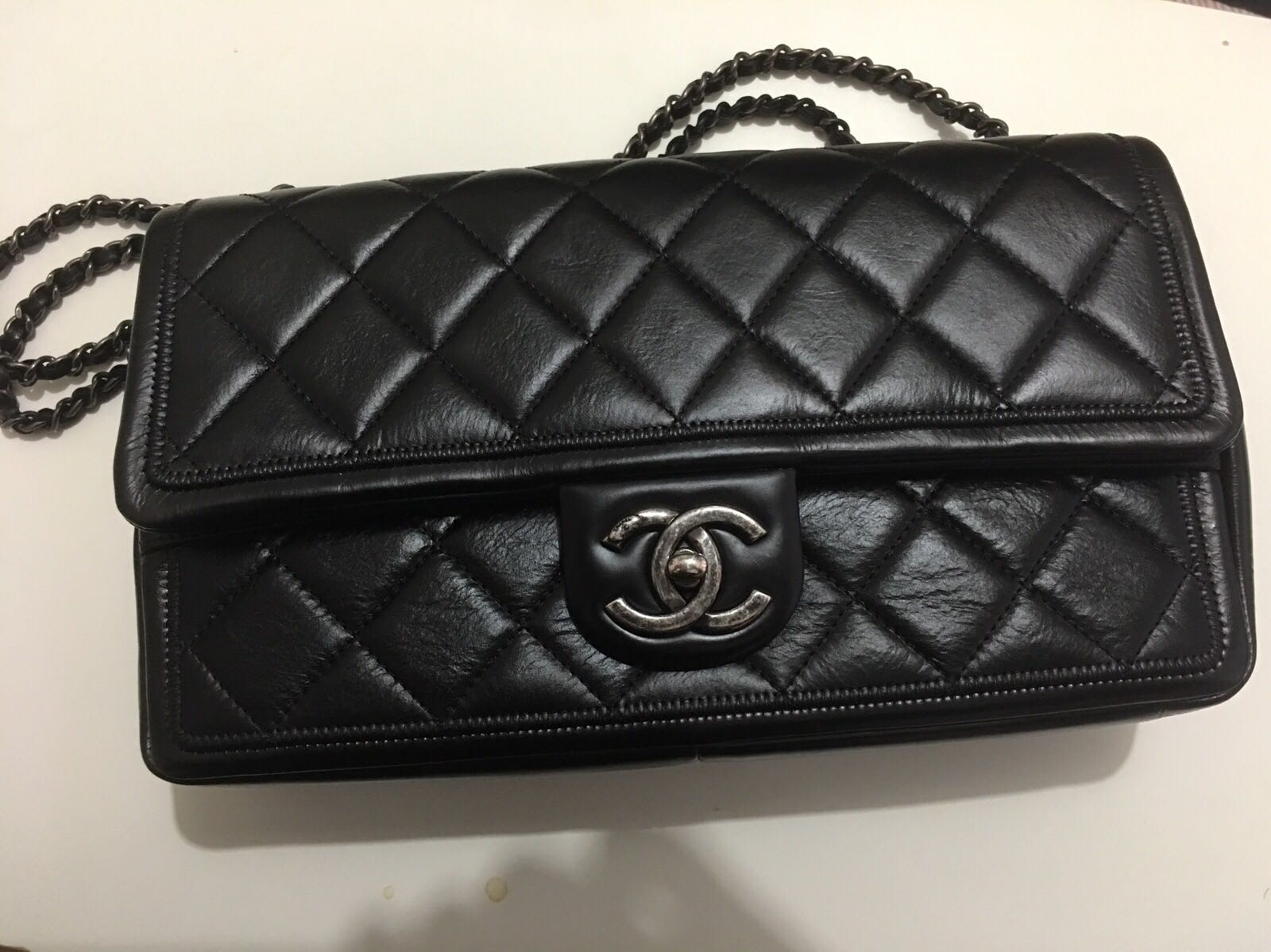 Chanel Seasonal Flap Bag cc3ceb8e82085
