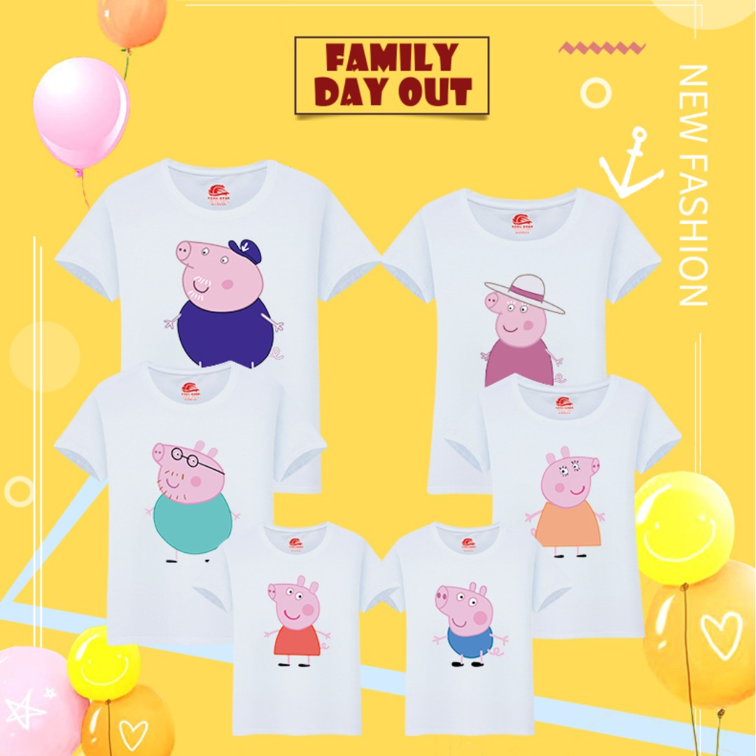 d2b431abc1 Couple / Family Matching Outfits Printed Tees / TShirts / T-Shirts ...