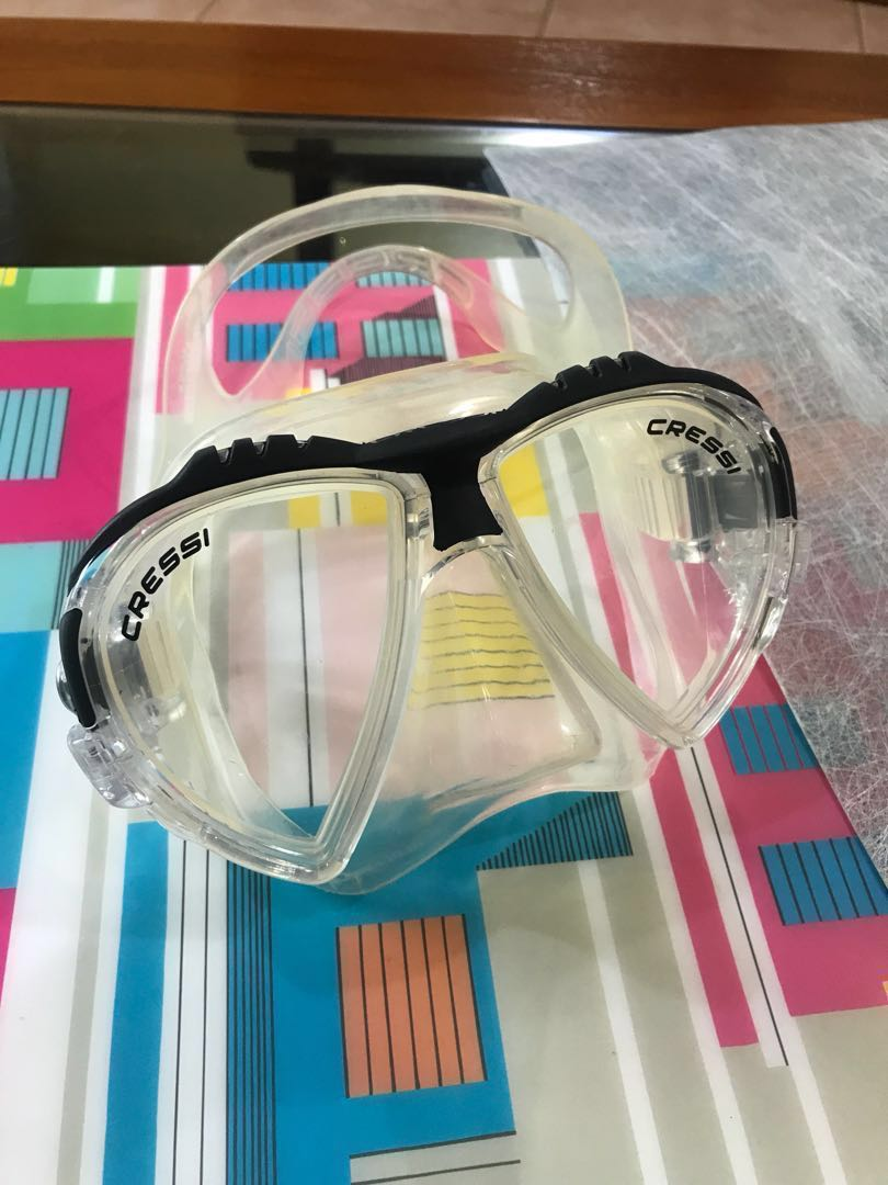 3c09314f29ce Cressi swimming Goggles (swimming  snorkeling   diving )