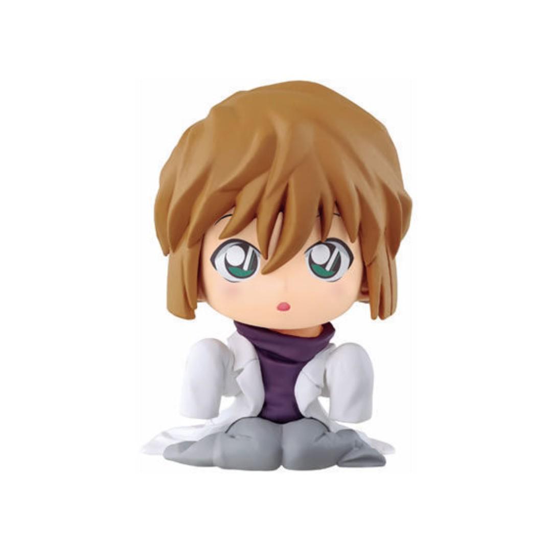 Bandai Case Closed Detective Conan Chidjima Setai P2 Ai Haibara Figure