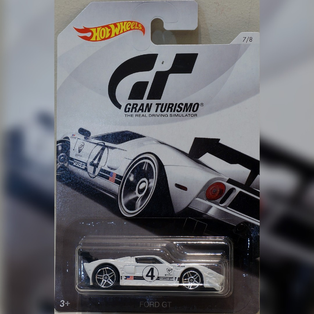 Hotwheels   Ford Gt Hot Wheels Gran Turismo  Toys Games Others On Carousell