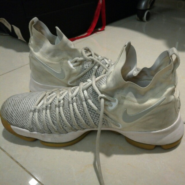 new arrival e0acb 7e134 kd9 basketball sneaker. used. authentic. nike, Men s Fashion ...