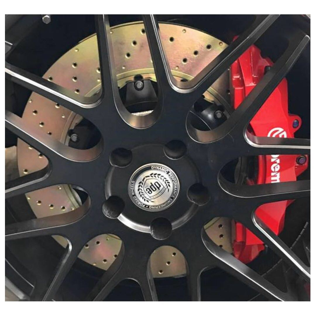 Ksport D1 8 Pot Brake Kit Ferodo Ds2500 Pad For Audi A5 B8 Wilwood Disc Kitfront Stock Replacementhonda262mm Rotors 85 Car Accessories On Carousell