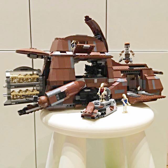 Lego MTT (Multi Troop Transport) 7662, Toys & Games on Carousell