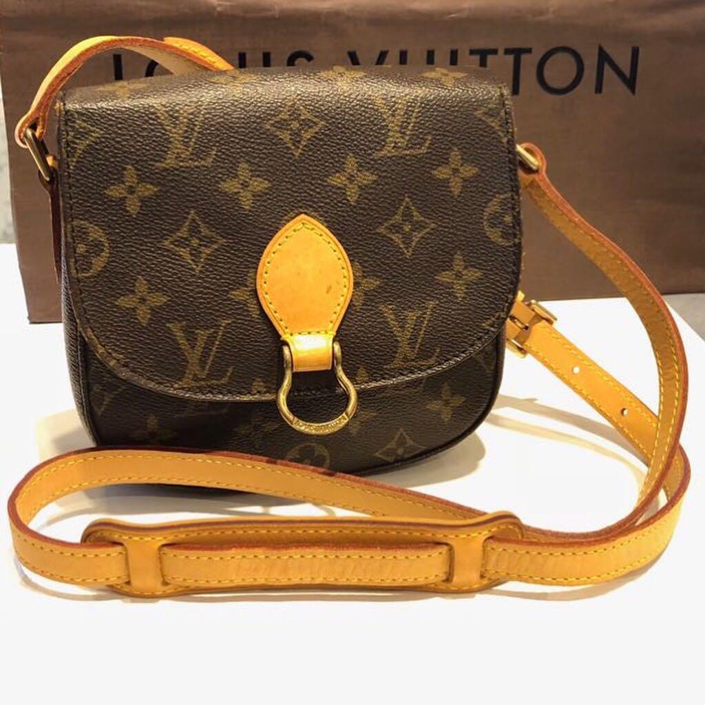 89e2a9424dde Louis Vuitton Saint Cloud Crossbody