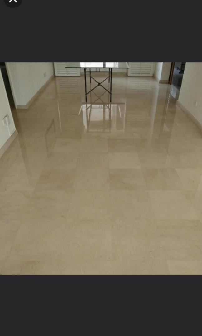 Marble polishing /granite or homogeneous tiles polish, Home