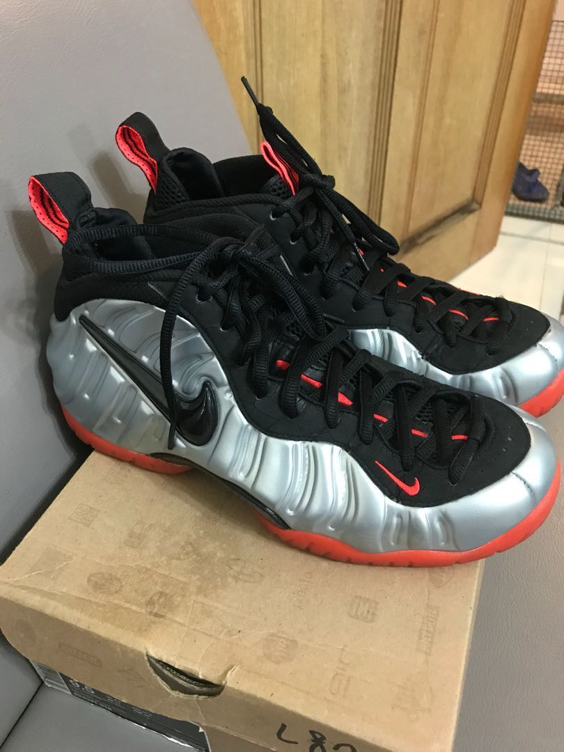 8583036e651 Nike Air Foamposite Pro Crimson