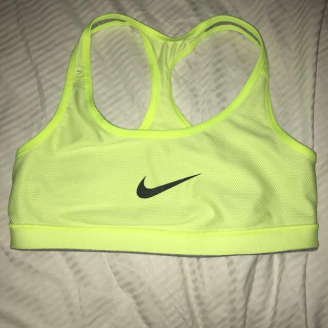 Nike Reversible Bra