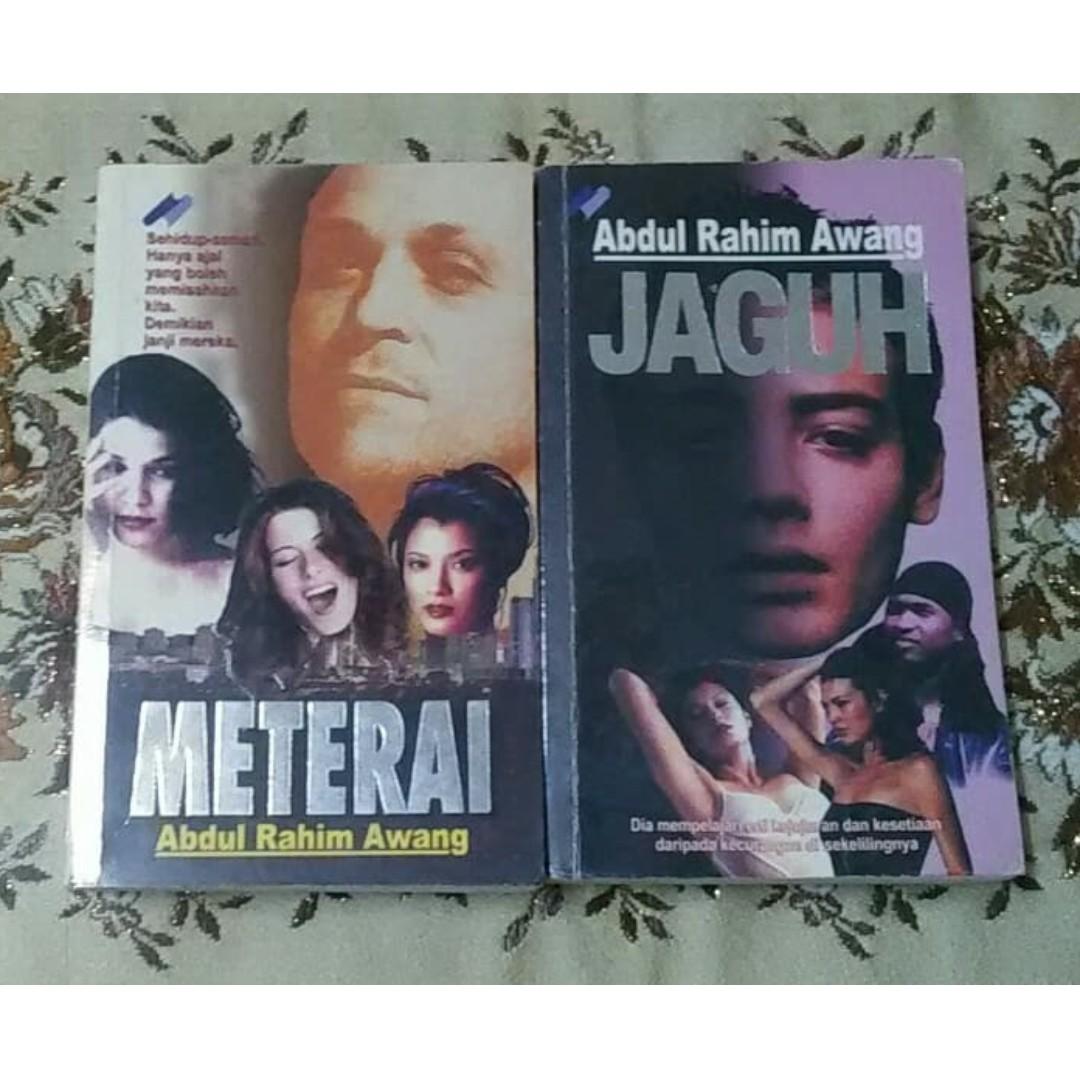 Novel Jaguh Meterai