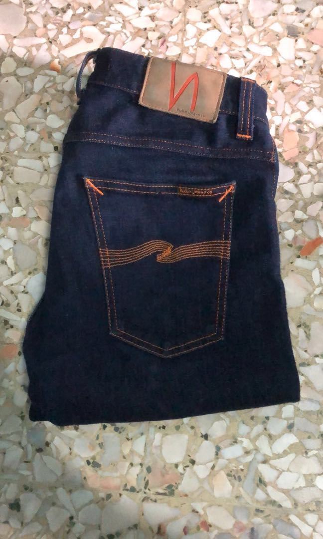 70c922c0b8 Nudie Jeans Tight Terry Rinsed Selvage Stretch
