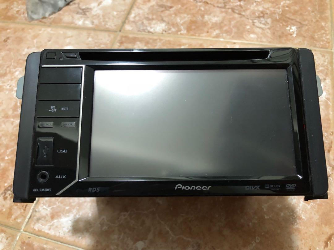 Pioneer AVH-2350DVD