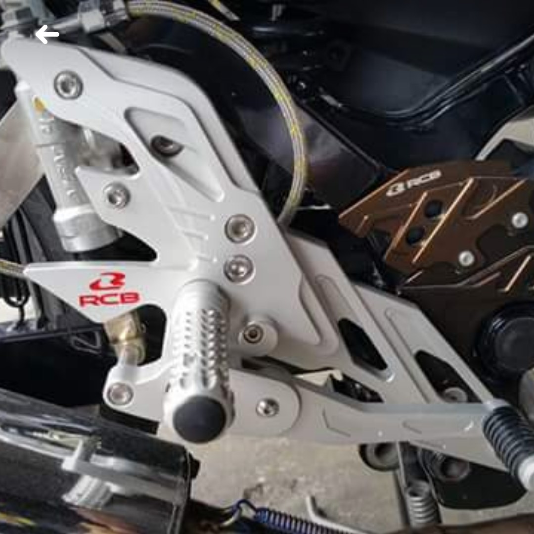 Racing Boy Shifter for Raider 150., Auto Accessories ...