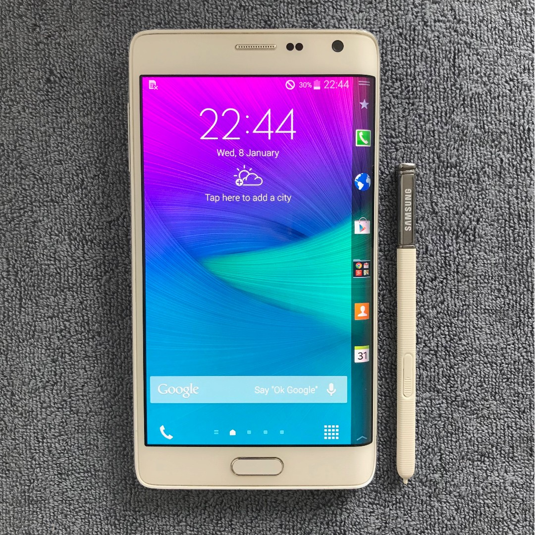 Samsung Galaxy Note Edge (Docomo Global Rom)