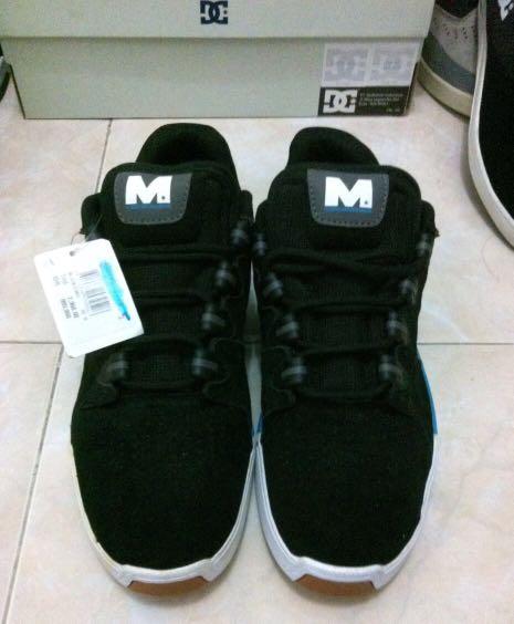 Sepatu DC NYJAH Black Size 43 5f53dd786f