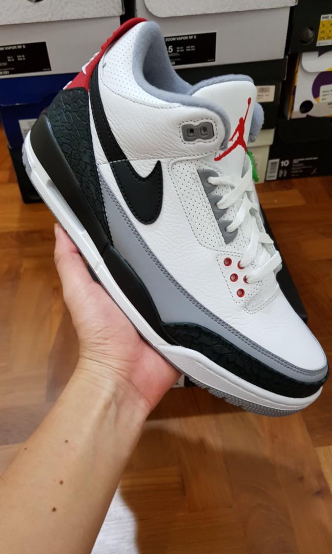 buy popular fae2e 4d1df US 10 Air Jordan 3