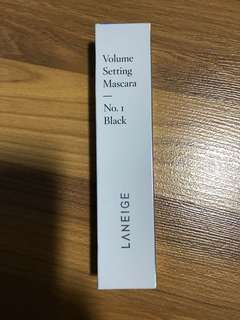 Laneige: Volume Setting Mascara (No. 1 Black)