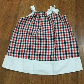 Gymboree tartan dress
